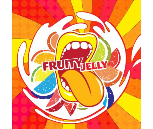 Fruity Jelly Aroma - Big Mouth