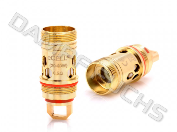 cCell ss316 Coil