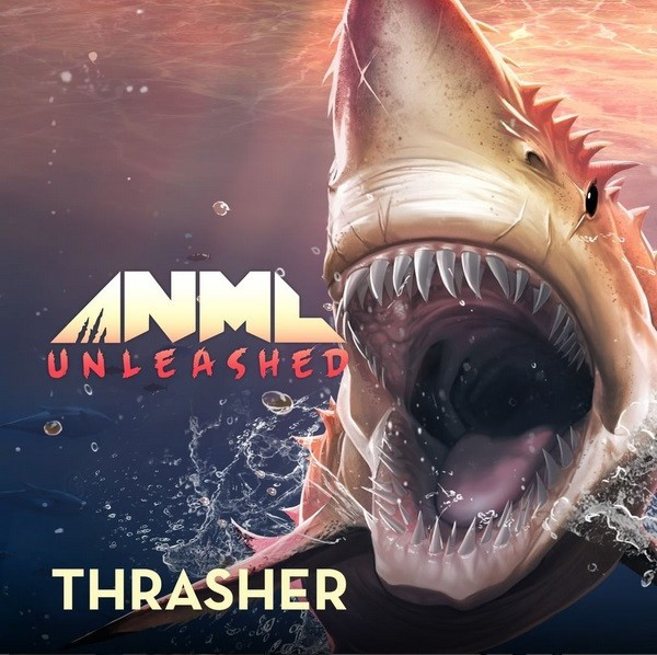 ANML Unleashed Trasher 6x10ml