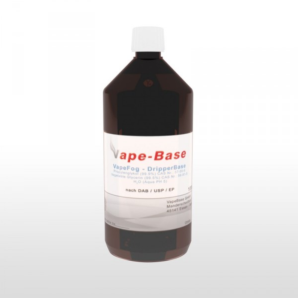 1 Liter VapeFog Dripper Base