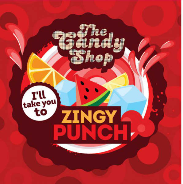 Zingy Punch - Big Mouth