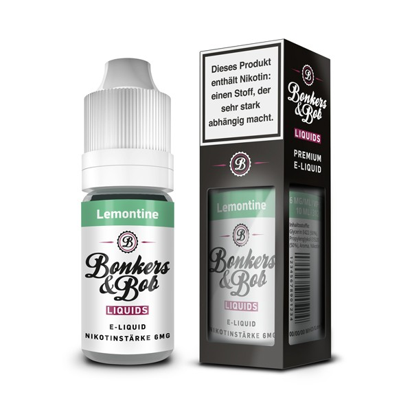 B&B Lemontine Liquid