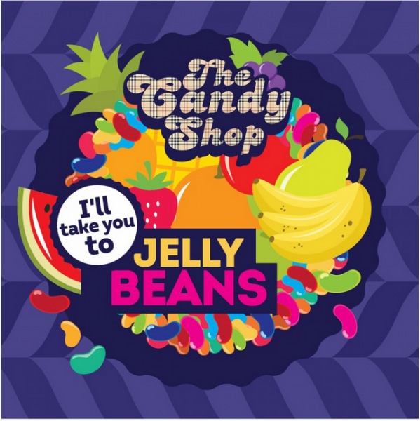 Jelly Beans - Big Mouth