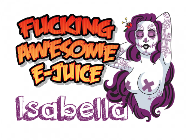 Fucking Awesome Isabella