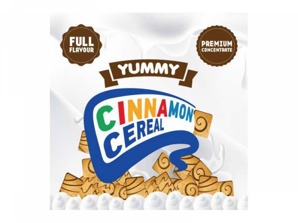 Cinnamon Cereal - Big Mouth Yummy