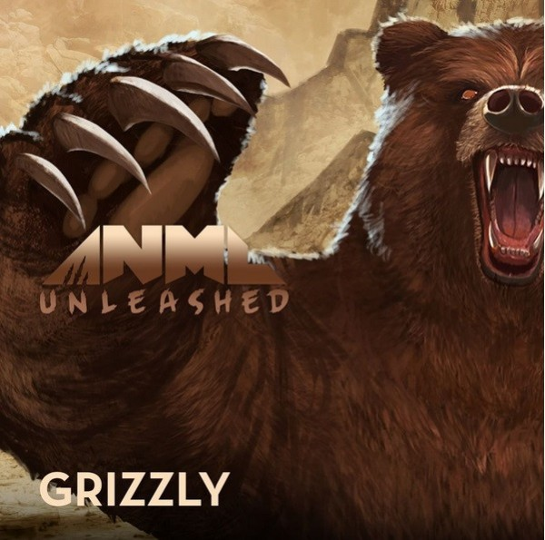 ANML Unleashed Grizzly 6x10ml